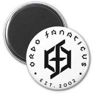 Ordo Fanaticus Round Magnets