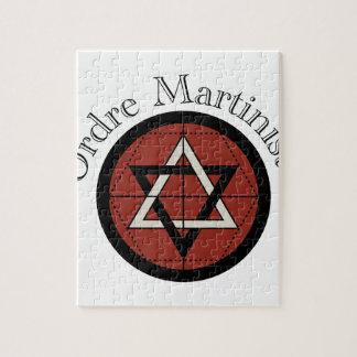 Ordre Mariniste Puzzle