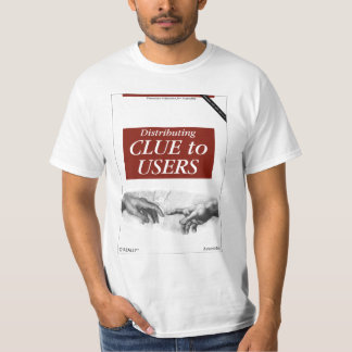 O'Really - Distributing Clue to Users T-Shirt
