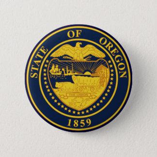 Oregon 2 Inch Round Button