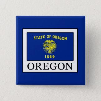 Oregon 2 Inch Square Button
