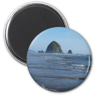Oregon Beach Magnet