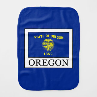 Oregon Burp Cloth