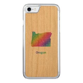 Oregon Carved iPhone 8/7 Case