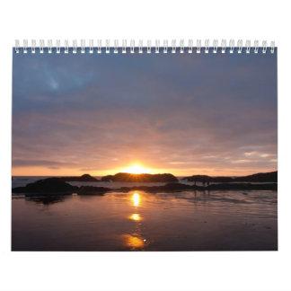 Oregon coast calendars