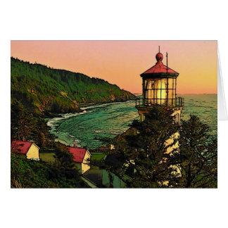 Oregon Coast Card