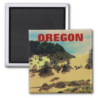 Oregon Coast (Dunes) Magnet