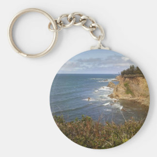 Oregon coast keychain