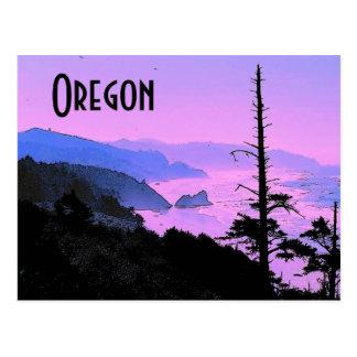 Oregon Coast Postcard