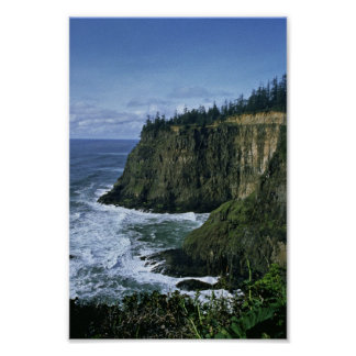 Oregon Coast Poster