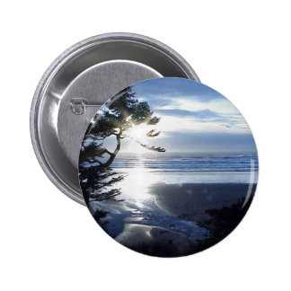 Oregon Coast Products 2 Inch Round Button