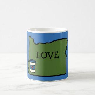 Oregon & Coffee Coffee Mug