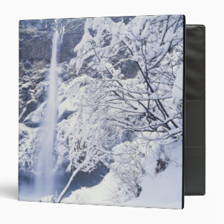 Oregon, Columbia Gorge National Scenics Area, 3 Ring Binder