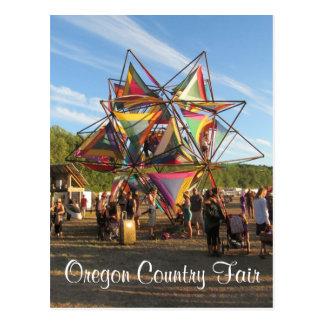 Oregon Country Fair Postcard