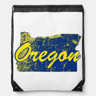 Oregon Drawstring Bag