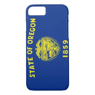 Oregon Flag iPhone 8/7 Case