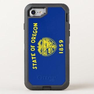 Oregon Flag OtterBox Defender iPhone 8/7 Case