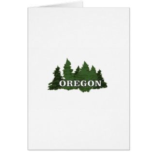Oregon Forest Card