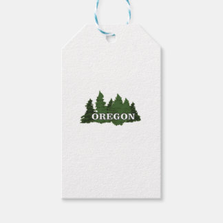 Oregon Forest Gift Tags
