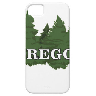Oregon Forest iPhone 5 Cases