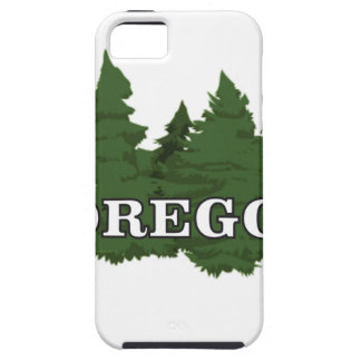 Oregon Forest iPhone 5 Covers