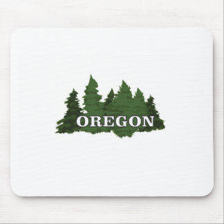 Oregon Forest Mouse Pad