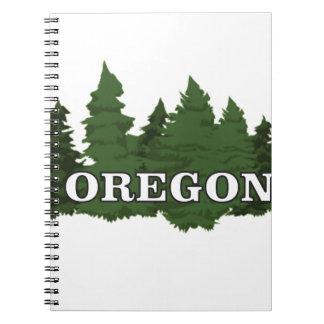 Oregon Forest Notebook