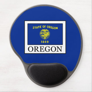 Oregon Gel Mouse Pad
