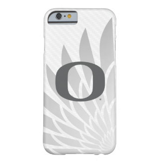 Oregon | Gray Jersey Barely There iPhone 6 Case