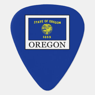 Oregon Guitar Pick