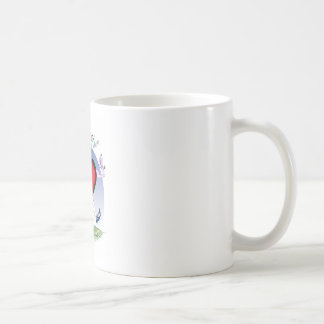 oregon head heart, tony fernandes coffee mug