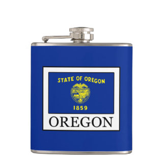 Oregon Hip Flask