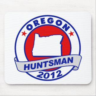 Oregon Jon Huntsman Mouse Pad