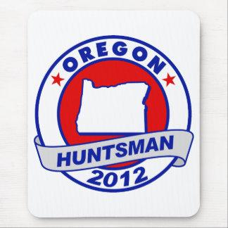 Oregon Jon Huntsman Mousepad