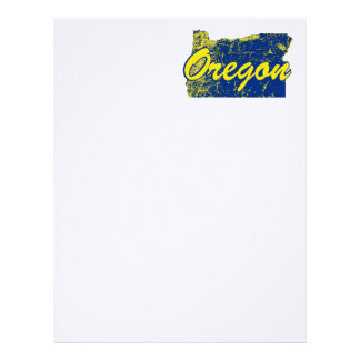 Oregon Letterhead