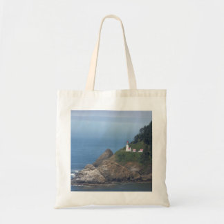 Oregon Lighthouse Tote Bag