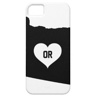 Oregon Love Case For The iPhone 5