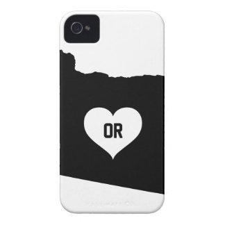 Oregon Love Case-Mate iPhone 4 Cases