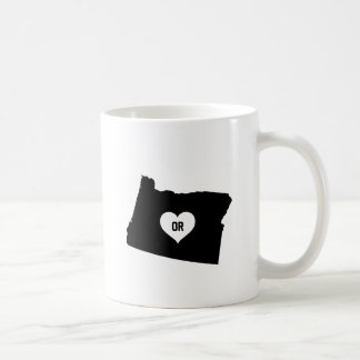 Oregon Love Coffee Mug