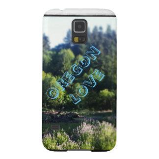 Oregon love galaxy s5 cover