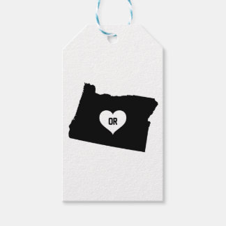 Oregon Love Gift Tags