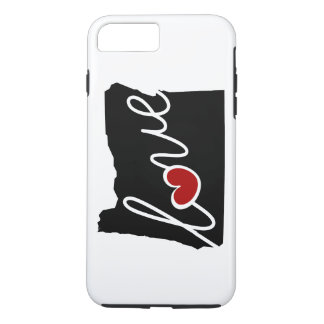 Oregon Love! Gifts for OR Lovers Case-Mate iPhone Case