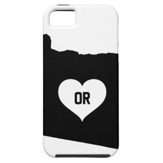 Oregon Love iPhone 5 Cover