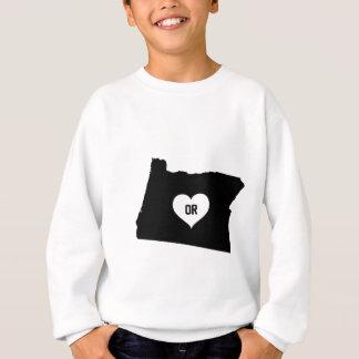 Oregon Love Sweatshirt