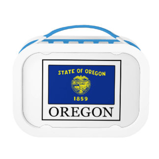 Oregon Lunch Box
