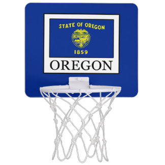 Oregon Mini Basketball Hoop