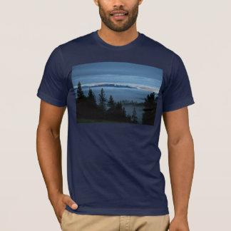 Oregon Mist Forest T-Shirt