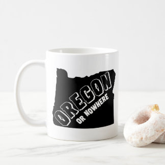 Oregon or Nowhere Mug