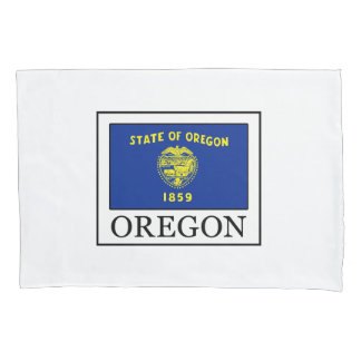 Oregon Pillowcase
