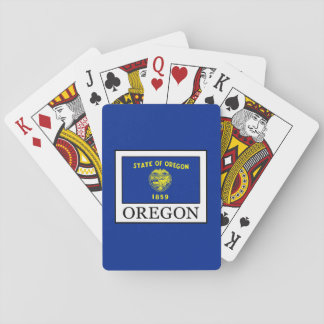 Oregon Playing Cards